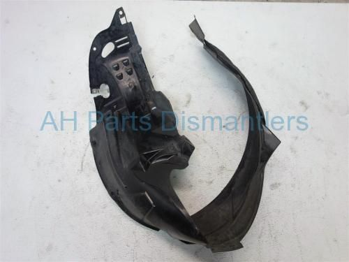 Used 2006 Acura TL Front driver INNER FENDER LINER TONRN TAB . Purchase from https://ahparts.com/buy-used/2006-Acura-TL-Front-driver-INNER-FENDER-LINER/128832-1?utm_source=pinterest