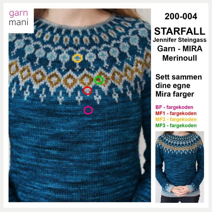 200-004 STARFALL - Mira Merino