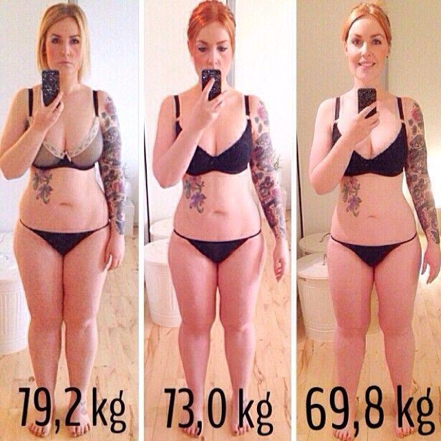 http://instagram.com/p/lZ-QDzDoZ-/# Det er nu 2 mdr siden jeg startede min vægttabsrejse og nye livsstil med hjælp af @diaetpiltoen Den 13 januar i år sagde vægten 79,2 kg da jeg stillede mig op på den ude hos hende Idag, 2 mdr efter, sagde vægten 69,8 kg. - 3,2 kg på 3 uger. Fedtprocent er faldet fra 28,39% til 18,94% Samt min BMI fra 28 til 24,4 Samt en masse cm rundt på kroppe Jeg kan især se store forandringer på min mave Samlet vægttab: 9,4 kg