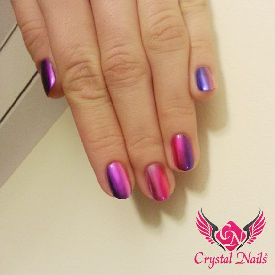 Chrome Nail Polish Usa: 40 Best Chrome Nails Images On Pinterest