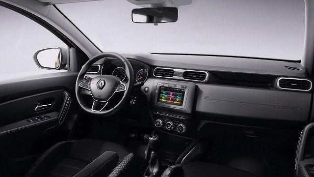 2020 Dacia Sandero Interior New Renault Dacia Sandero