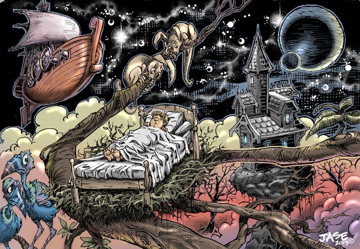 Dream Scene - personal work