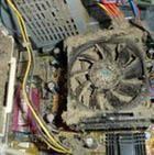Профилактическая чистка системы охлаждения ноутбуков Packard Bell в спб