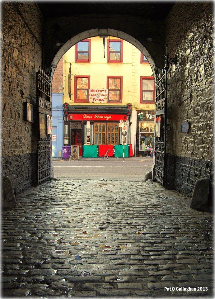 Dan Lowry's Pub, MacCurtain Street, Cork.