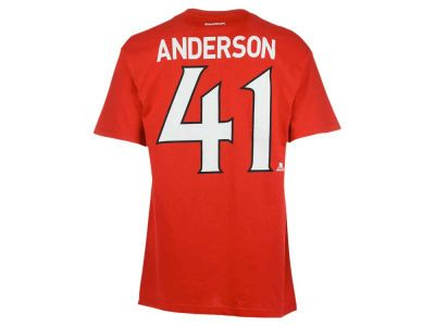 Ottawa Senators Craig Anderson Reebok NHL CN Player T-Shirt