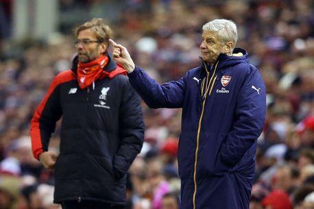 #LFC boss Klopp not thinking of Arsenal's problems