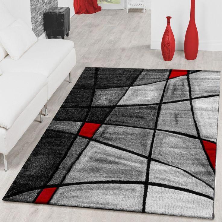 Wohnzimmer grau weis rot  Die besten 25+ Wohnzimmer rot Ideen auf Pinterest | elegantes ...