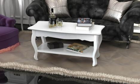 TWO LEVEL COFFEE TABLE VDXLAUCTS40