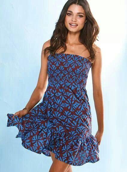 Vestido de verano VS