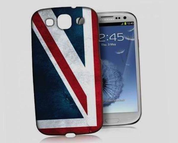 Union Jack Samsung Galaxy S3 Case - $12   The Gadget Flow