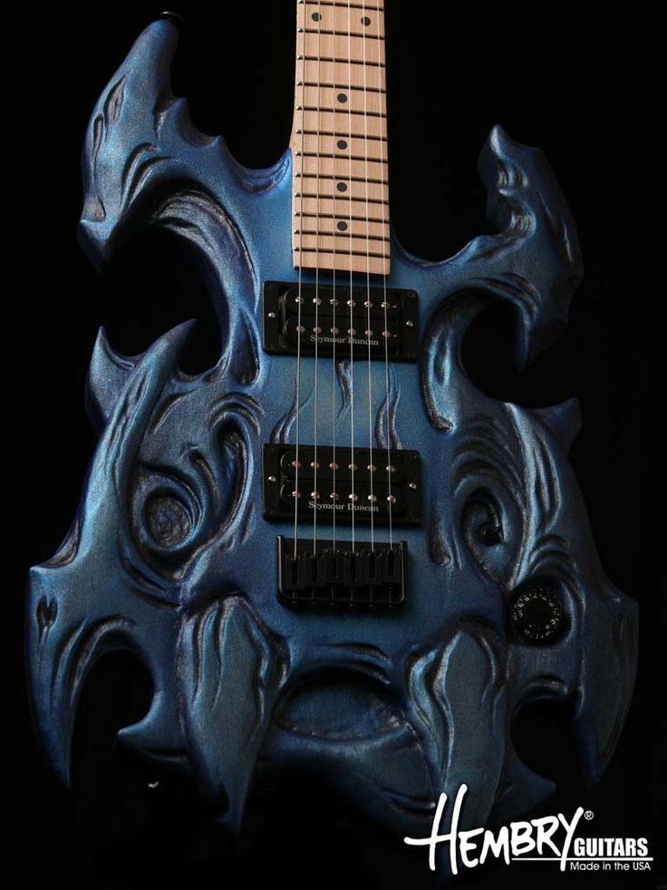 Hembry Guitar Weirdness. \m/