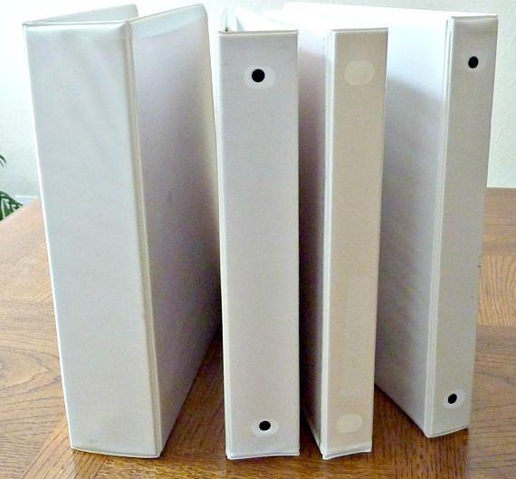 3 Ring Binders Journals Portfolio  Notebook Organizers