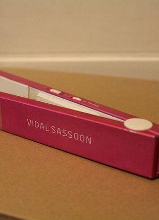 Kup mój przedmiot na #vintedpl http://www.vinted.pl/akcesoria/gadzety-technologiczne/15438004-prostownica-vidal-sasson-vs109-uk-helen-of-troy