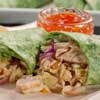 This east meets west easy weeknight meal fits company, too. Our Asian Chicken Wraps are way more exciting than a plain old sandwich. Chock full of flavor and crunch they're a treat for our taste buds.