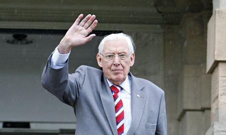 Ian Paisley, the Dr No of Ulster politics, dies aged 88