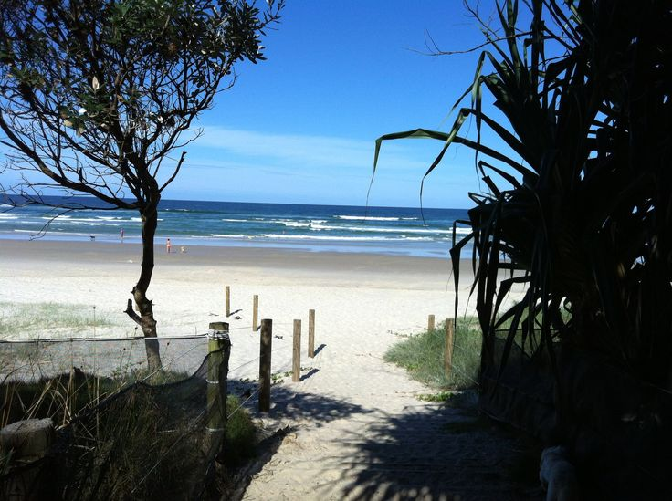 Tallows Beach Byron Bay