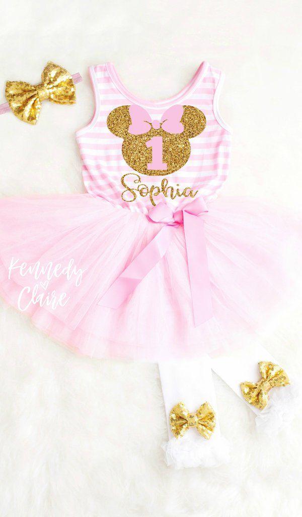 Mouse Birthday Dress Minnie Mouse Birthday Outfit First Birthday Dresses Minnie Mouse Birthday Dress