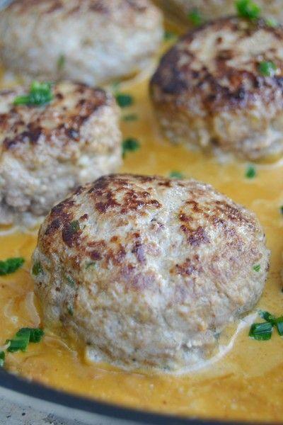 Ljuvligmat.se - en mat- och bakblogg - Färs- och parmesanbiffar
