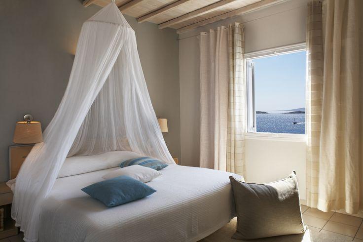 #Mykonos Hotel Mykonos Luxury Hotels - Porto Mykonos in Mykonos Town #Greece