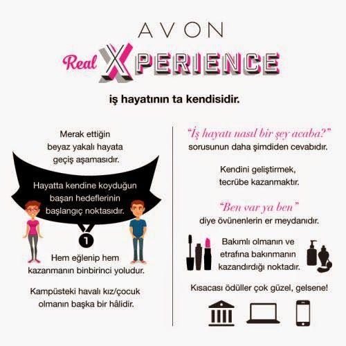 Gerçek bir iş deneyimi yaşamak ve #yarışma sonunda çeşitli hediyeler kazanmak istemez miydin? Detaylar yazımızda; http://www.hadigenc.com/2014/12/avon-real-xperience-ile-hayatnn.html  #is #kariyer #avon #real #egitim