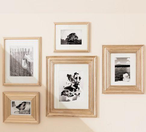 PB Gilt Frames | Pottery Barn | Home inspiration ...