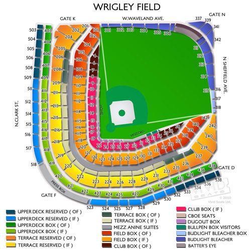 25 Best Ideas About Wrigley Field Tickets On Pinterest