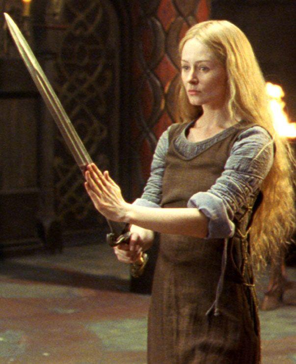 Bildresultat för Éowyn av Rohan