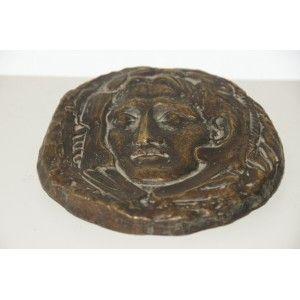 Σάτυρος2-αρχαία φιγούρα σε νόμισμα