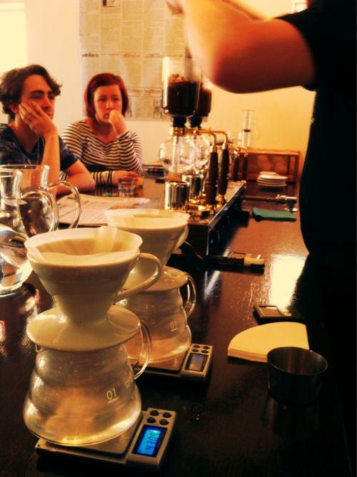 LAMASON - Wellington for coffee