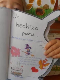 INFANTIL PADRE MANJON 4 AÑOS: LIBRO DE HECHIZOS: HUGO, TERESA VEGA Y DAMIÁN