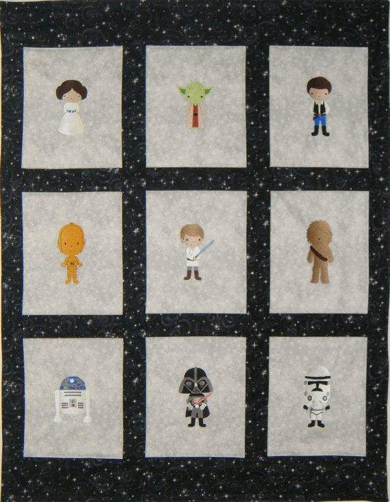 25+ Best Ideas about Star Wars Quilt on Pinterest Pictures of darth vader, Old granny pictures ...