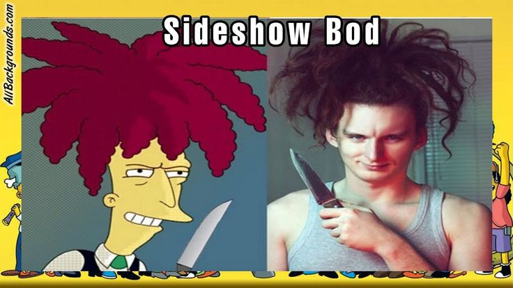 The Simpsons In Real Life ! Simpsons characters REAL LIFE #StarsLifeMedia