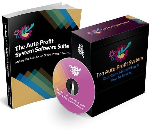 The Auto Profit System – what is it? The Auto Profit System is a simple 2 page system tha will help you get immediate profits without all the rehashed methods, no social media, no facebook, no waiting and no hosting!