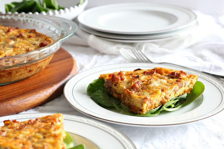 ... caramelized onion and potato frittata with ham and swiss recipe key