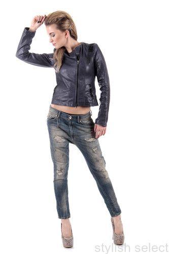Imperial jeans baggy niszczone przecierane