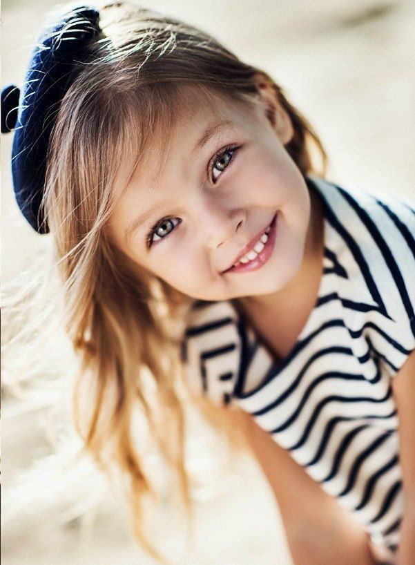 ♔ Little French girl. Children...one of life's richest blessings!