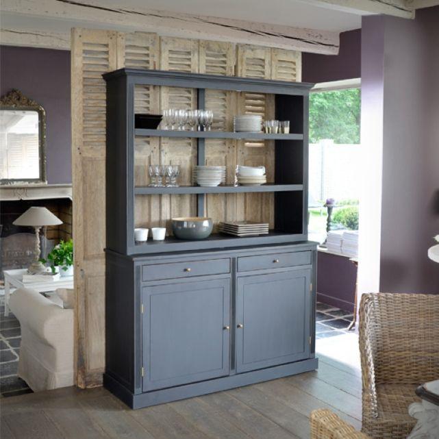 vaisselier la redoute maison pinterest vaisselier la redoute et bahut. Black Bedroom Furniture Sets. Home Design Ideas