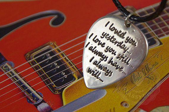 I loved you yesterday. I love you still. I always by AmulettaHu