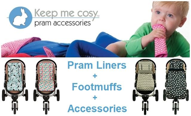 Keep Me Cosy™ 2 in 1 Newborn Baby Head//Neck Support for Pram//Stroller /& Car Seat