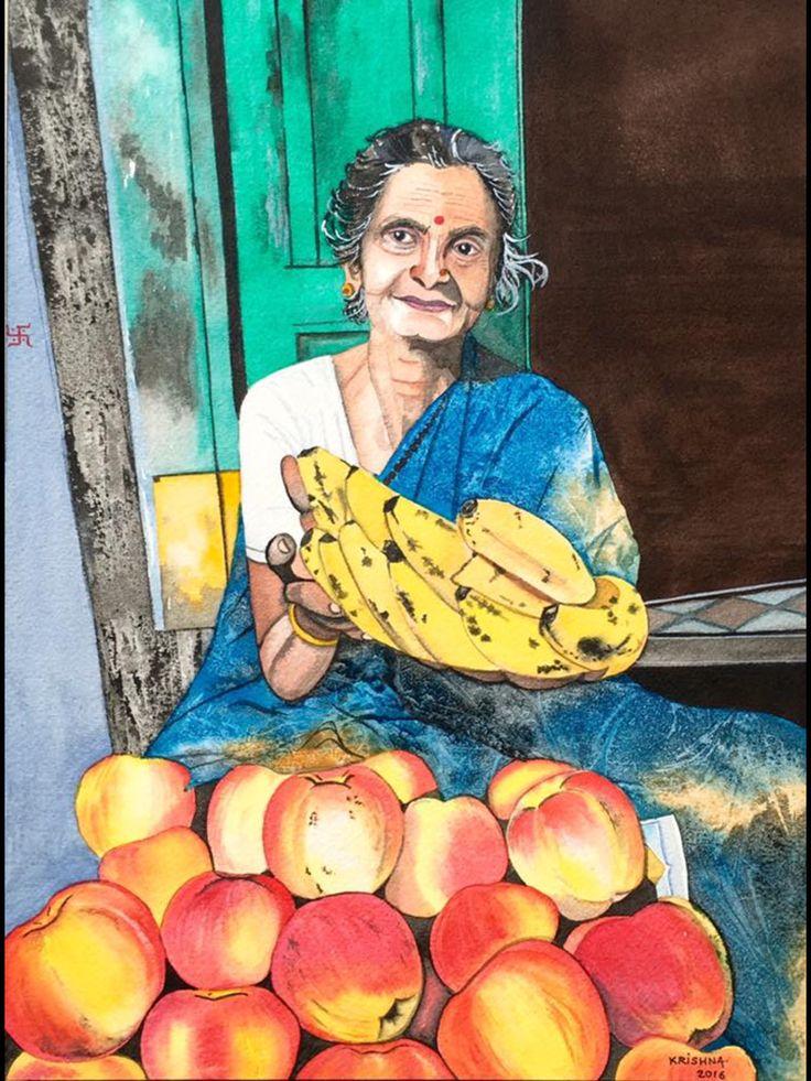 Fruitseller