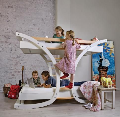 bunk beds for kids | by Stefan , posted in Kids Furniture , on December 15th, 2009