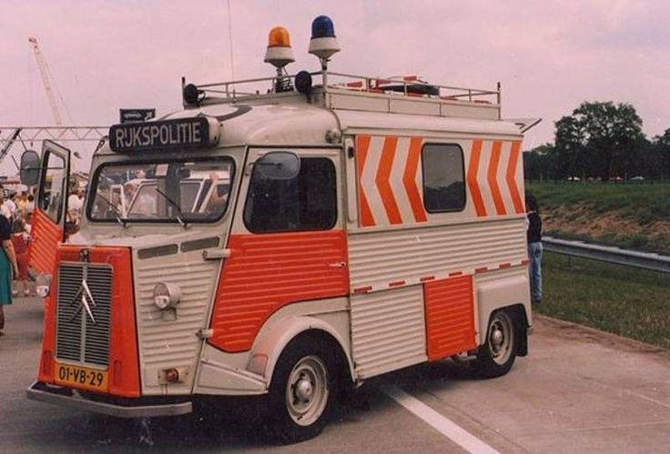 Rijkspolitie jaren 1960 .