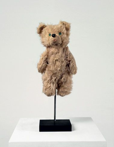 Bertrand Lavier - Teddy - 1994
