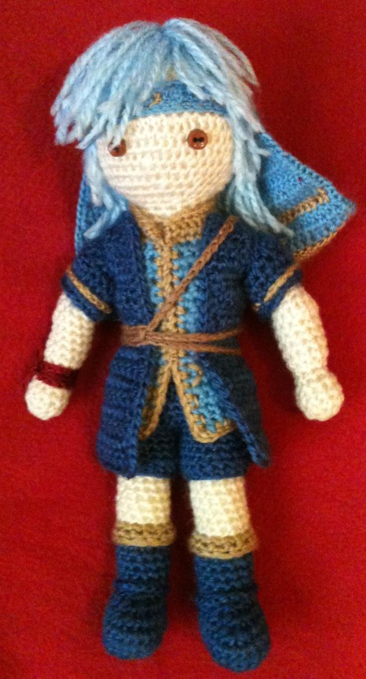 Amigurumi Doll Boy : 1000+ images about ? Crochet Boy Dolls ? on Pinterest ...