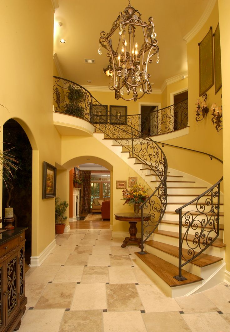 Foyer Luxury Xtra : Best images about home plans with splendid staircases