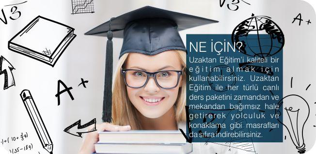 Ne için Uzaktan Eğitim? #eğitimkoleji