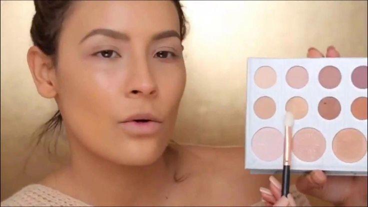 Encontre este Pin e muitos outros na pasta Eye Makeup Tutorials de Makeup Tutorials.   – Eye Makeup