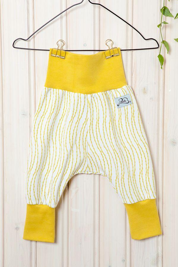 Kotimaiset vauvojen housut   Poutapukimo