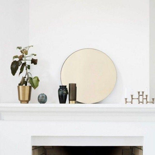 Best 20 miroir mural ideas on pinterest for Miroir mural collant
