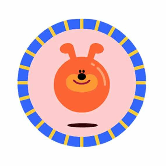 Hey Duggee SVGs Characters and Badges for by ProfessionalSVG